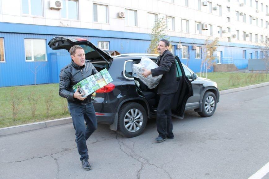 Бойцы структурного подразделения «Кривбасс» отправились для выполнения боевых задач на востоке страны(ФОТО), фото-3
