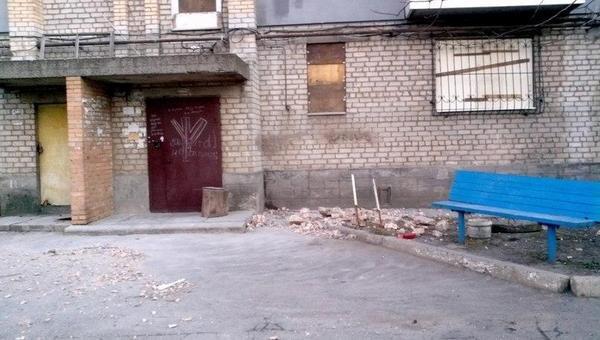 Какие разрушения жилым районам Донецка принес артобстрел аэропорта (ФОТО), фото-1