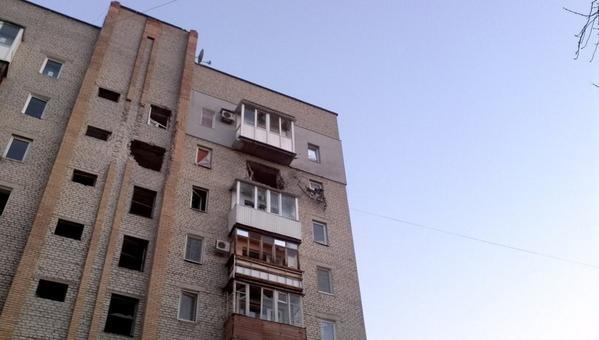 Какие разрушения жилым районам Донецка принес артобстрел аэропорта (ФОТО), фото-2