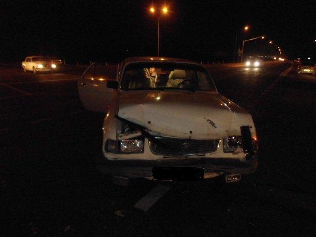 мех. повреждения ГАЗ3110