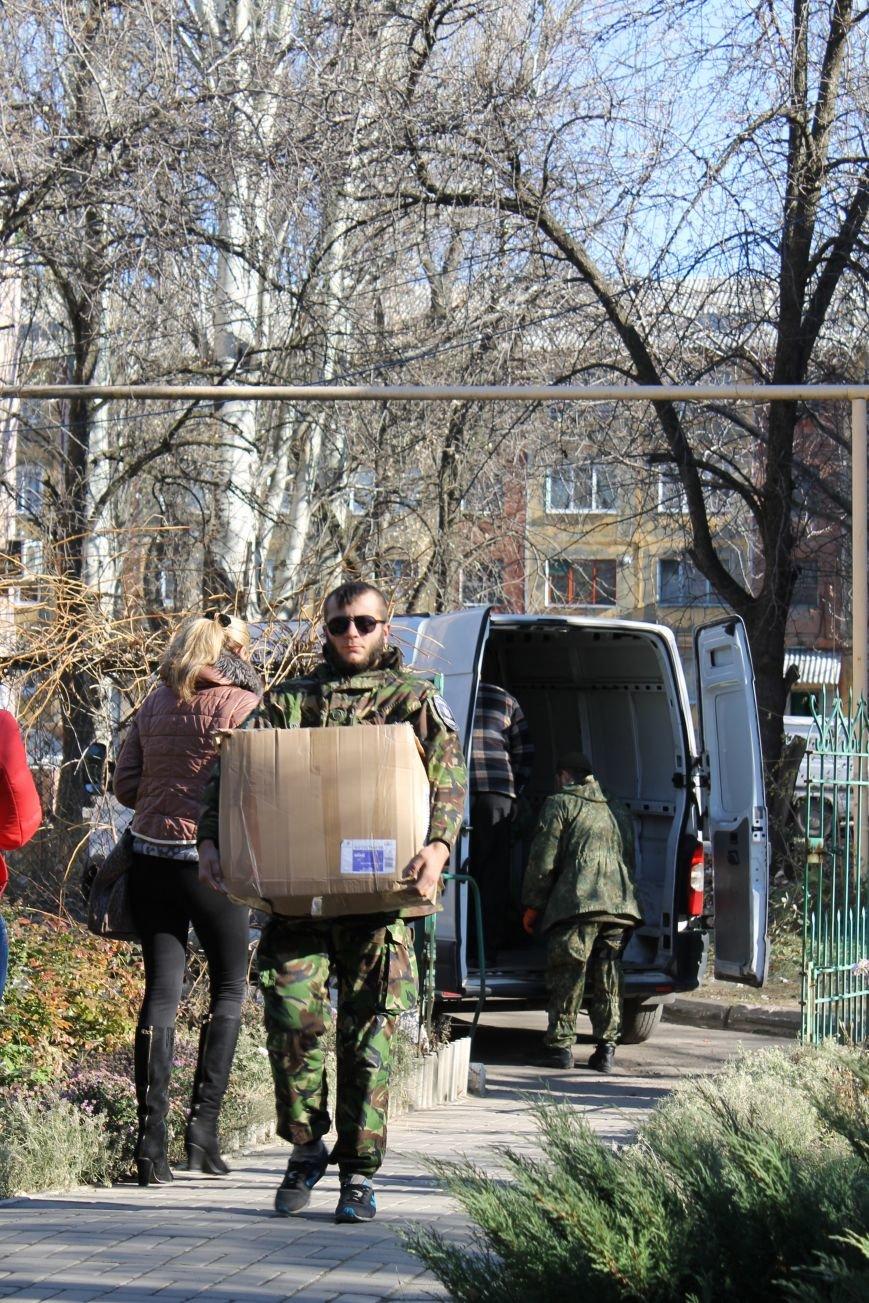 Батальон «Днепр-1» оказал помощь вынужденным переселенцам, которые проживают в Красноармейске, фото-5