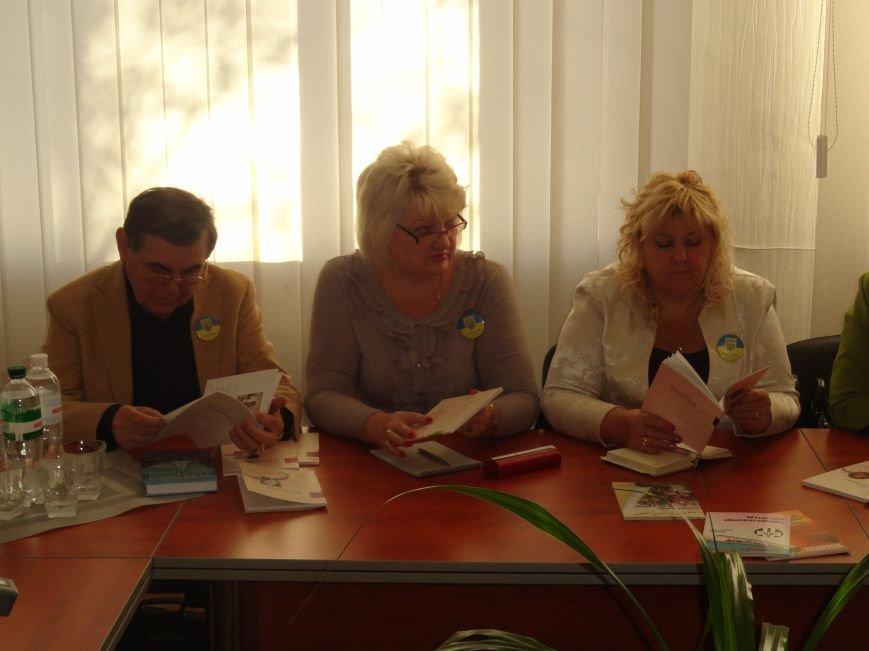 Советник СБУ и экс-министр обороны Украины просвещали мариупольцев (ФОТОРЕПОРТАЖ), фото-3