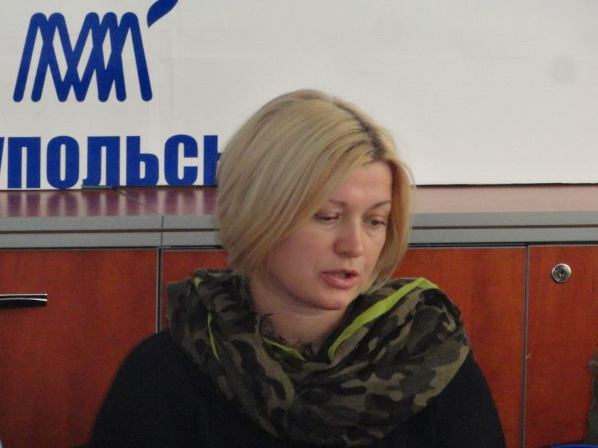 Советник СБУ и экс-министр обороны Украины просвещали мариупольцев (ФОТОРЕПОРТАЖ), фото-10
