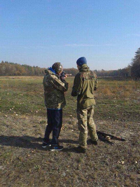 """""""Мій тато був на війні. Я за ним дуже скучила"""", - в Житомире встречали с Донбасса десантников 95-й бригады - Цензор.НЕТ 9134"""