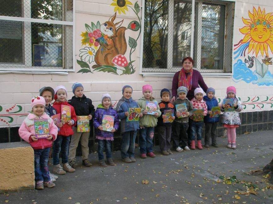 Черниговская детская библиотека стала ярче, фото-2