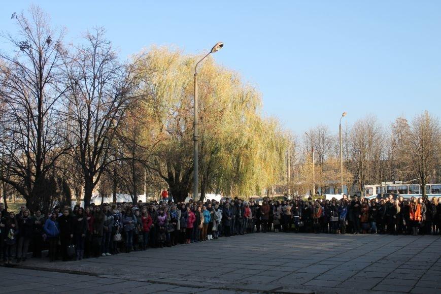 В Кривом Роге открыли мемориальную доску памяти Ильи Гайдука (ФОТО), фото-11