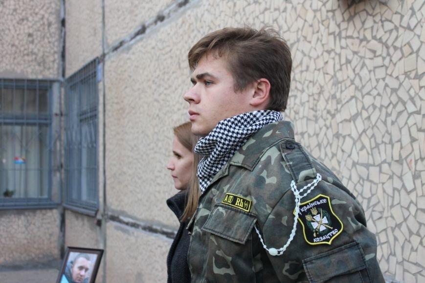 В Кривом Роге открыли мемориальную доску памяти Ильи Гайдука (ФОТО), фото-3