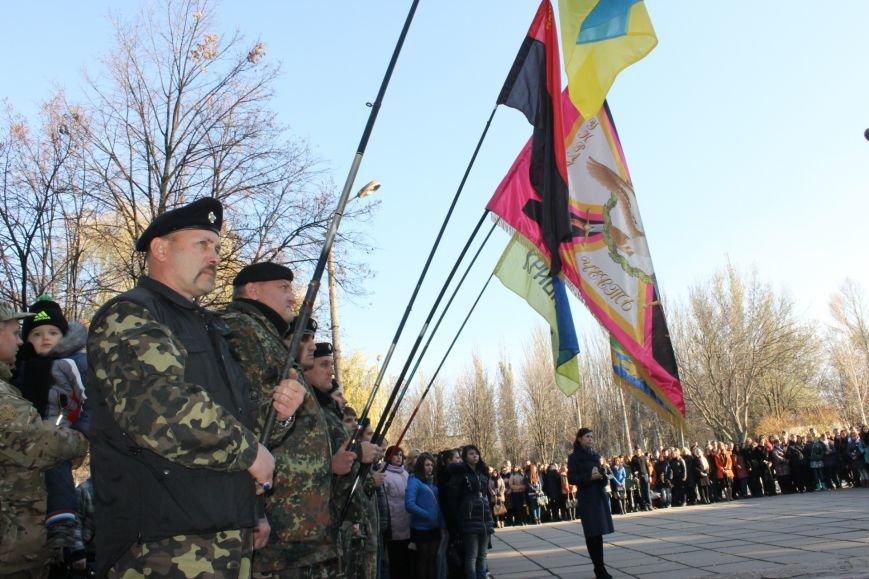 В Кривом Роге открыли мемориальную доску памяти Ильи Гайдука (ФОТО), фото-4