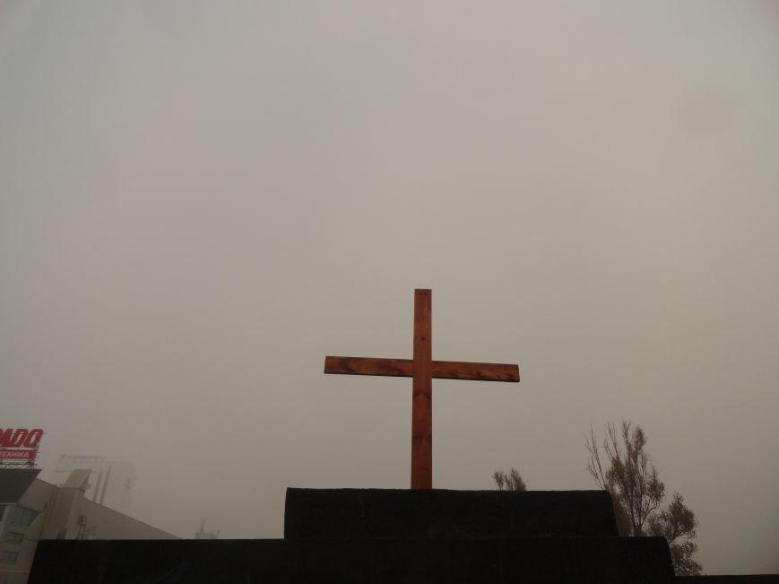 Мариупольский крест вышел на новый уровень (ФОТОФАКТ), фото-4