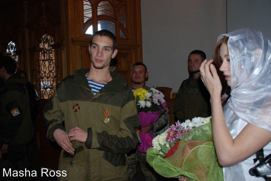 Криворожанин Дмитрий Маймур женился в «ДНР» на девушке с автоматом (ФОТО), фото-8