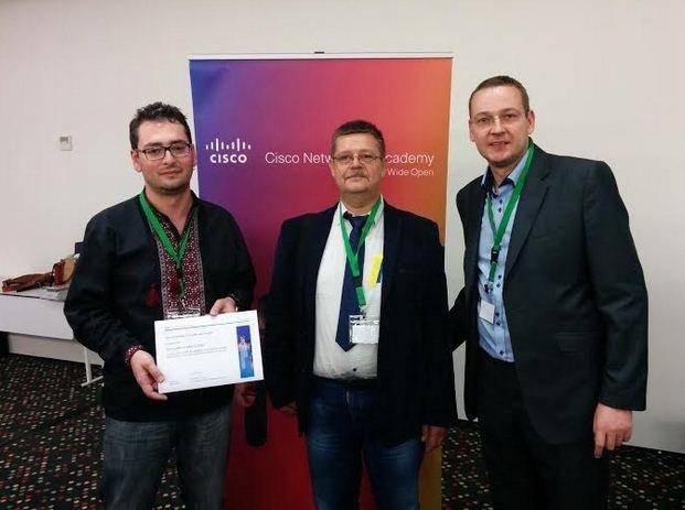 Компьютерная Академия ШАГ  названа лучшим центром подготовки инструкторов Cisco  Центральной и Восточной Европы, фото-2