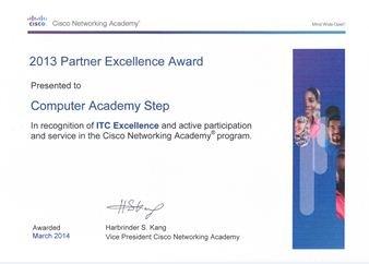 Компьютерная Академия ШАГ  названа лучшим центром подготовки инструкторов Cisco  Центральной и Восточной Европы, фото-1