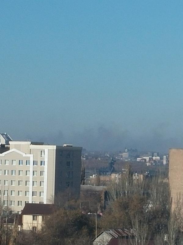 В Донецке снова есть раненые среди мирных жителей, фото-1