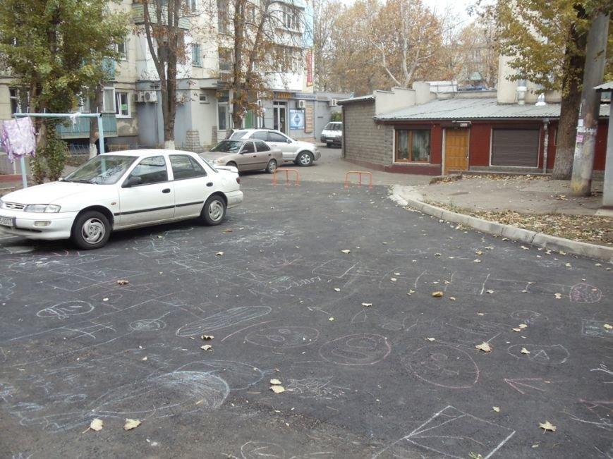 парковки 4