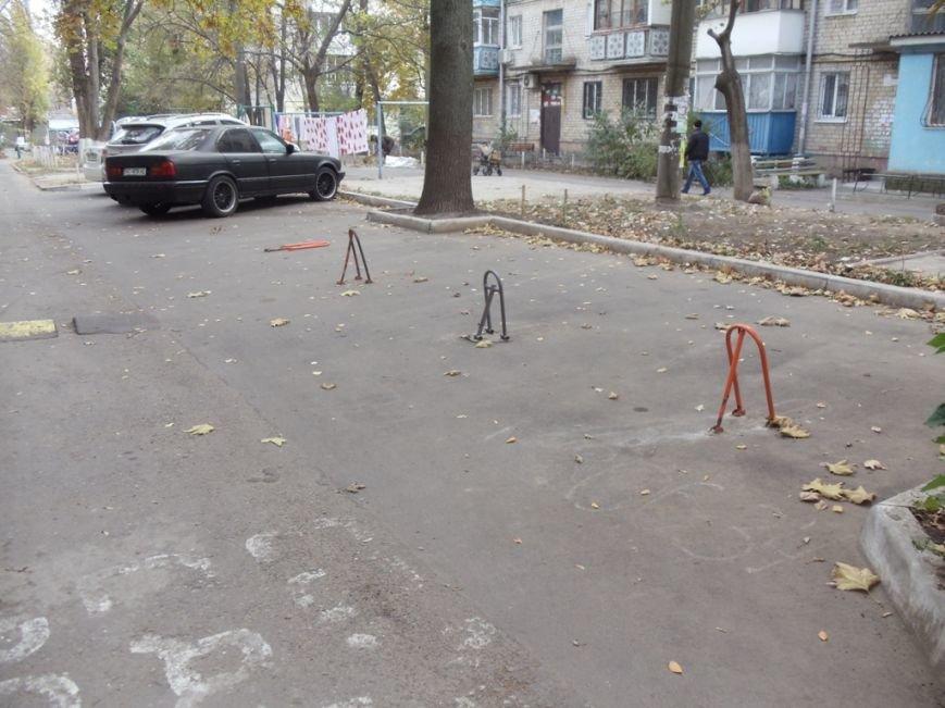 парковки 3