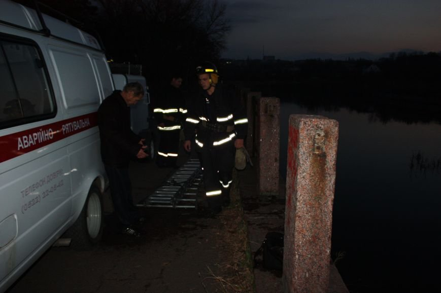 В Кировограде чуть не утонул мужчина, фото-1
