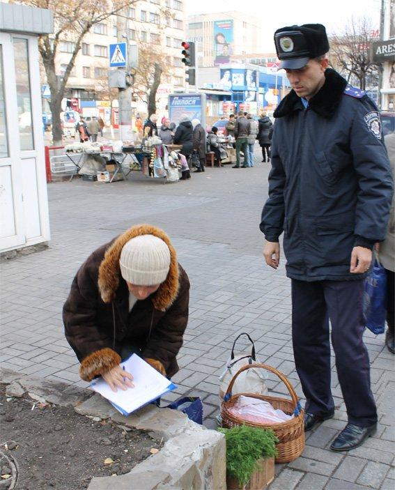 В Кировограде идет активная борьба со стихийными рынками, фото-1
