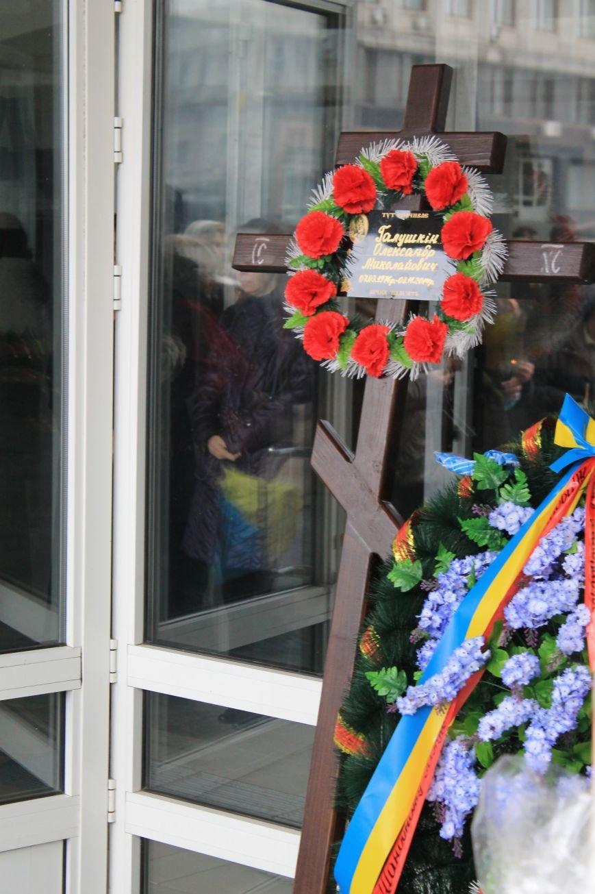 В Сумах попрощались с бойцом АТО, умершим от сердечной недостаточности (ФОТО), фото-5
