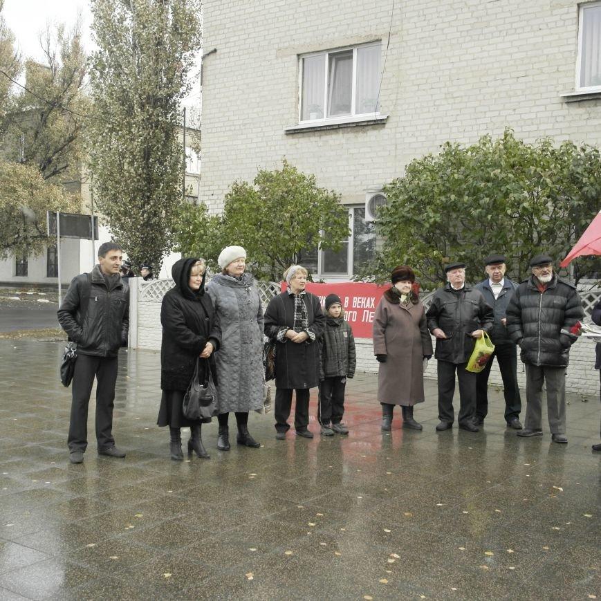 Митинг 7 ноября в Красноармейске: буднично, скромно и без... Ленина, фото-5