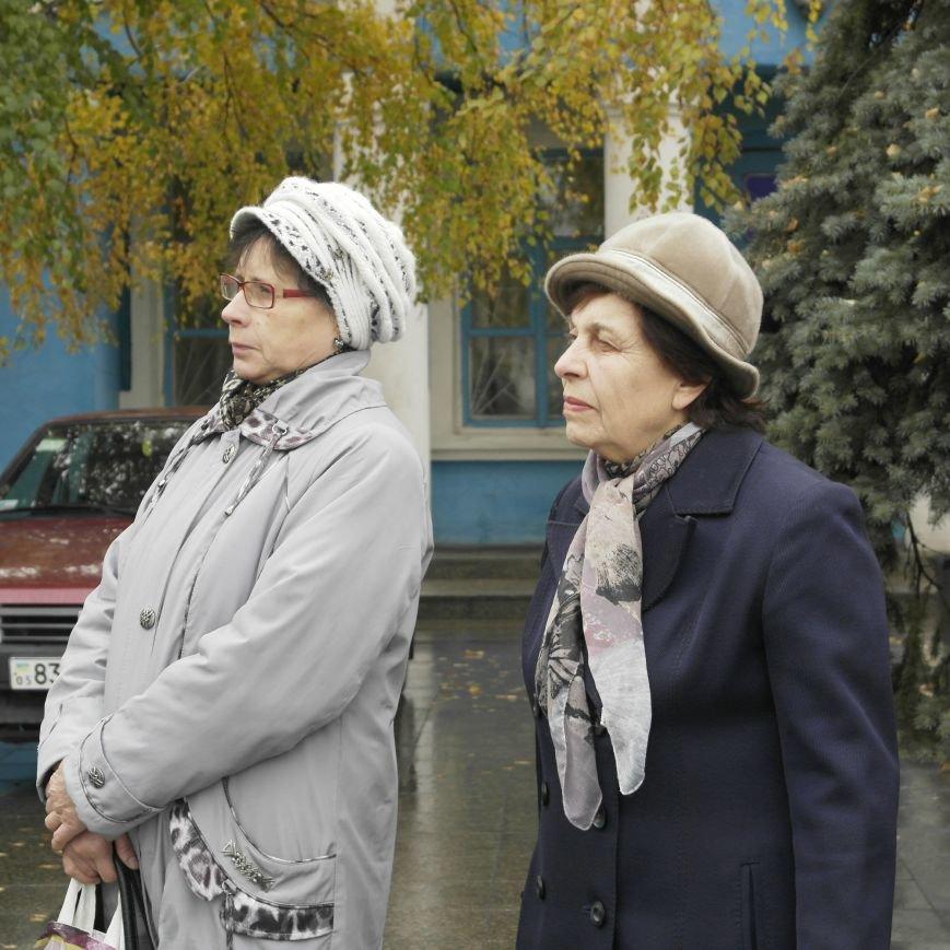Митинг 7 ноября в Красноармейске: буднично, скромно и без... Ленина, фото-9