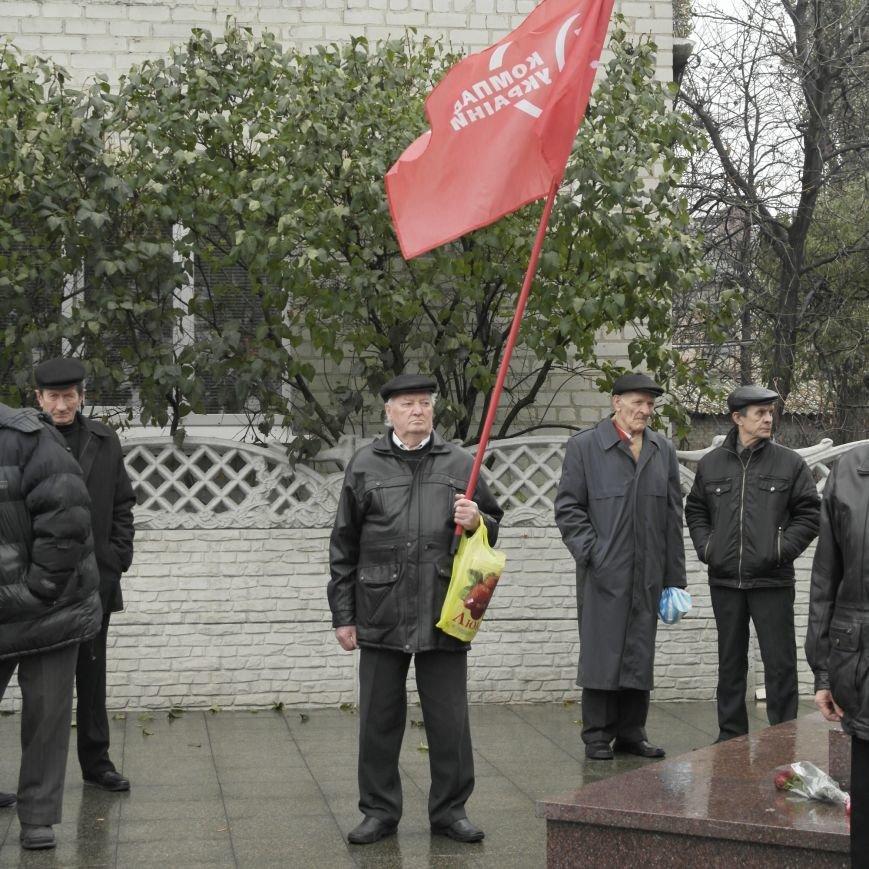 Митинг 7 ноября в Красноармейске: буднично, скромно и без... Ленина, фото-12