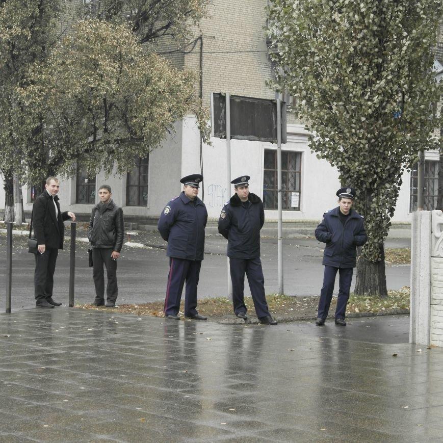 Митинг 7 ноября в Красноармейске: буднично, скромно и без... Ленина, фото-13