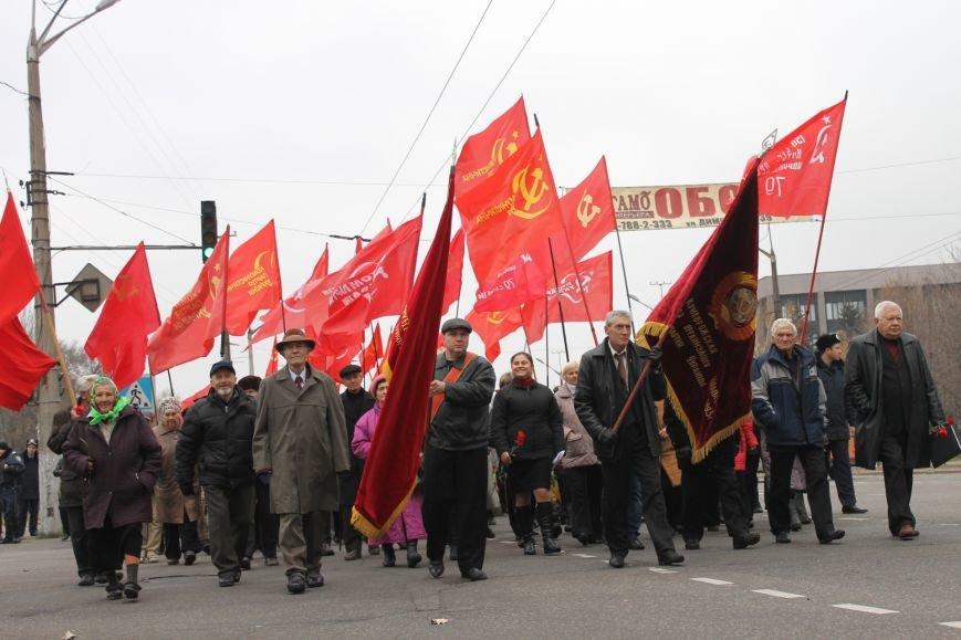 Коммунисты Кривого Рога рассказали молодым активистам, что в СССР всем давали квартиры, а сейчас одни наркоманы и фашисты  (ФОТОРЕПОРТАЖ), фото-7