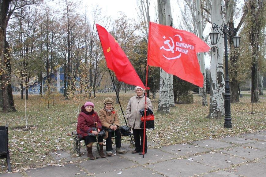 Коммунисты Кривого Рога рассказали молодым активистам, что в СССР всем давали квартиры, а сейчас одни наркоманы и фашисты  (ФОТОРЕПОРТАЖ), фото-2