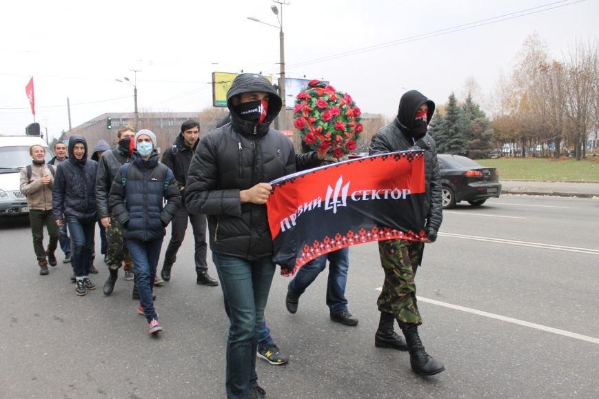 Коммунисты Кривого Рога рассказали молодым активистам, что в СССР всем давали квартиры, а сейчас одни наркоманы и фашисты  (ФОТОРЕПОРТАЖ), фото-8