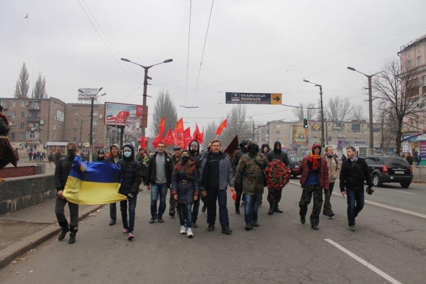 Коммунисты Кривого Рога рассказали молодым активистам, что в СССР всем давали квартиры, а сейчас одни наркоманы и фашисты  (ФОТОРЕПОРТАЖ), фото-12