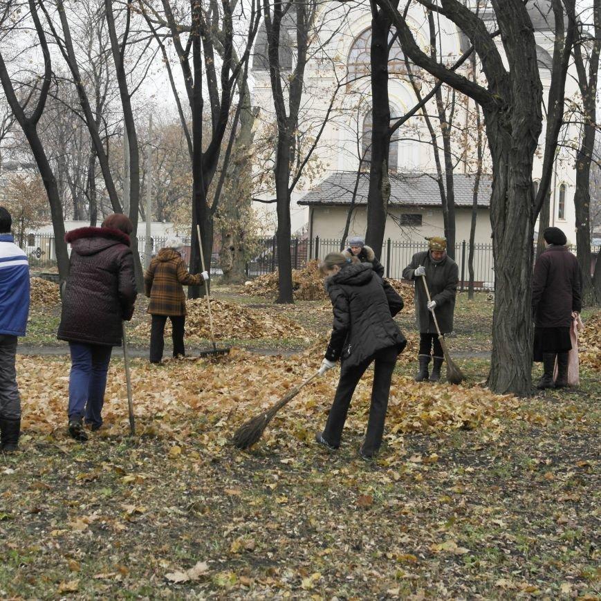 В Красноармейске провели генеральную уборку, фото-12