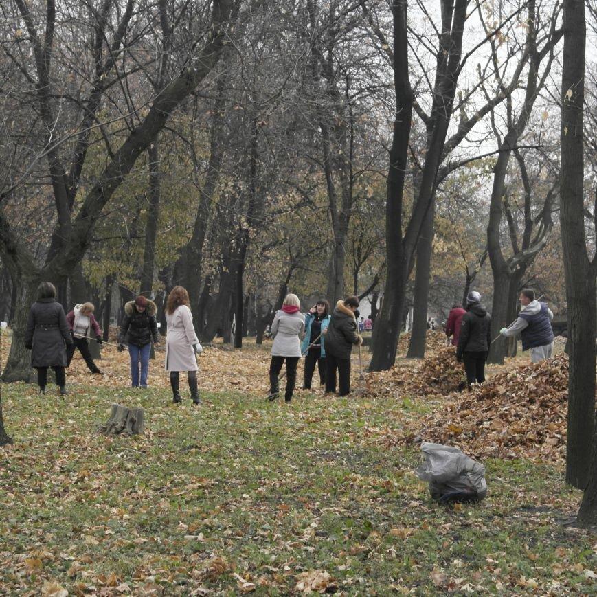 В Красноармейске провели генеральную уборку, фото-6