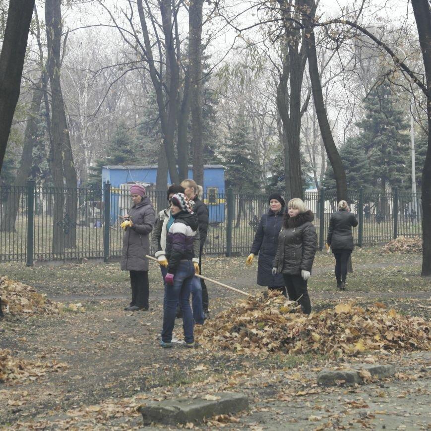 В Красноармейске провели генеральную уборку, фото-15
