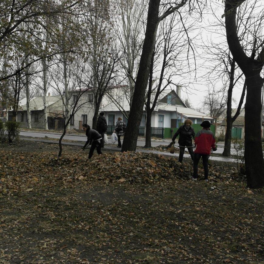 В Красноармейске провели генеральную уборку, фото-20