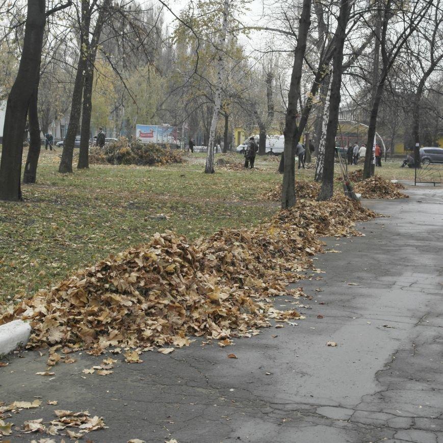 В Красноармейске провели генеральную уборку, фото-4