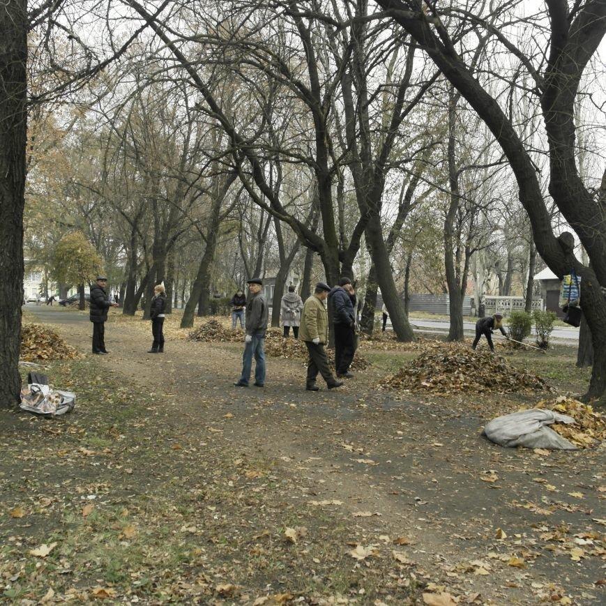 В Красноармейске провели генеральную уборку, фото-19