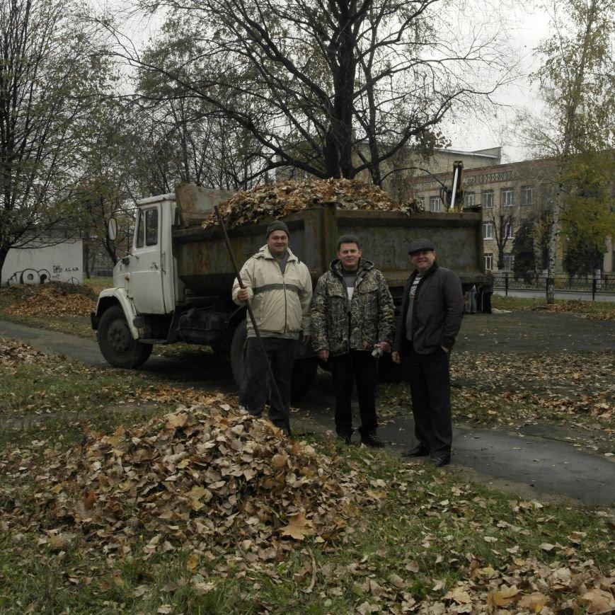 В Красноармейске провели генеральную уборку, фото-10