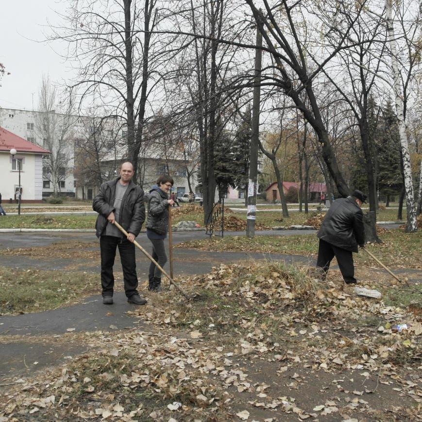 В Красноармейске провели генеральную уборку, фото-7