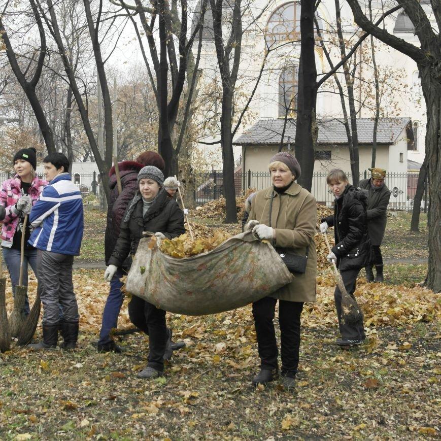 В Красноармейске провели генеральную уборку, фото-11