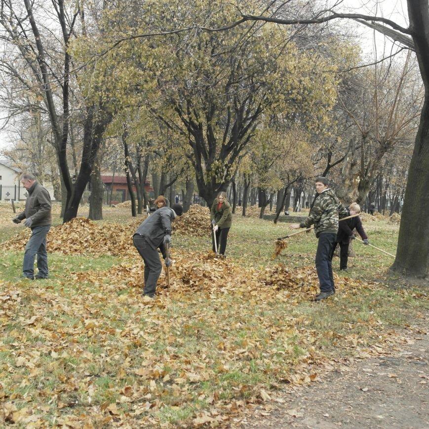 В Красноармейске провели генеральную уборку, фото-8