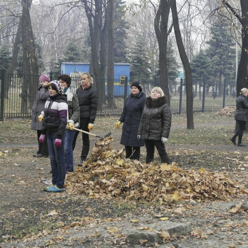 В Красноармейске провели генеральную уборку, фото-17