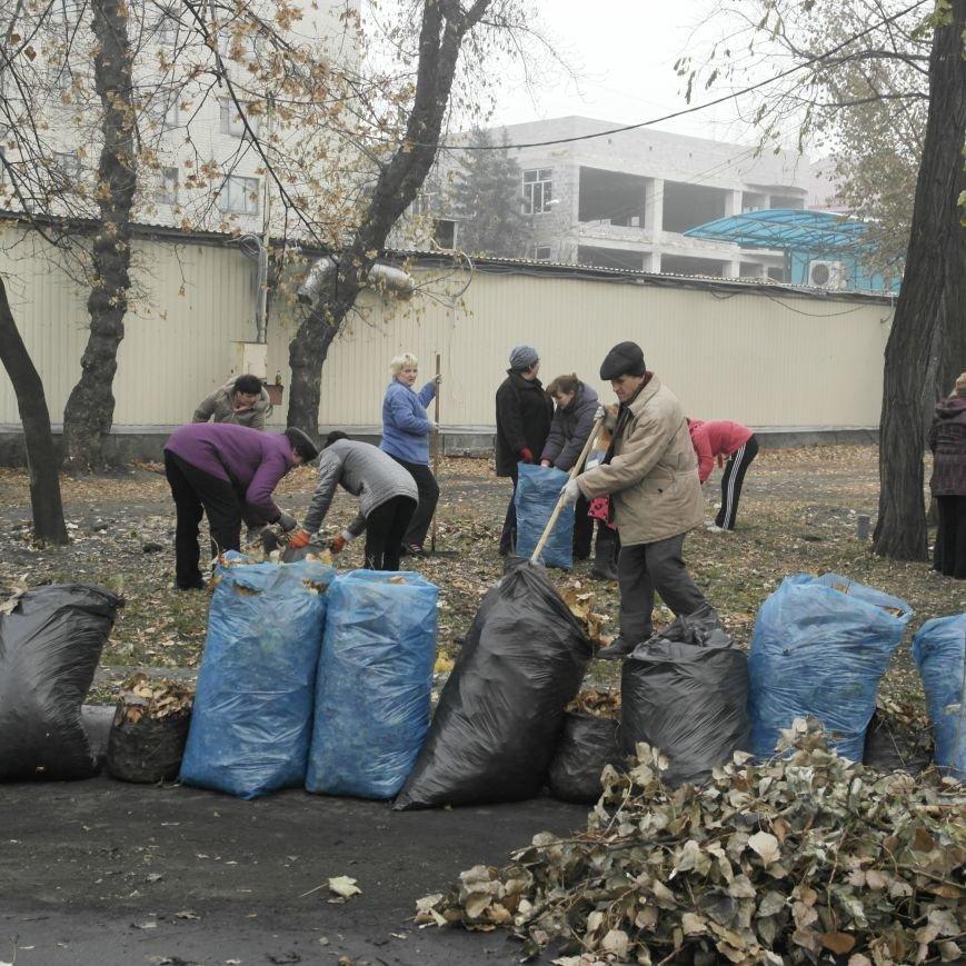 В Красноармейске провели генеральную уборку, фото-5