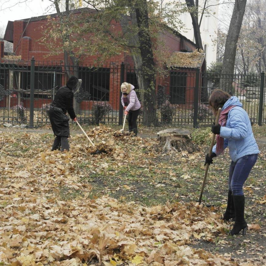 В Красноармейске провели генеральную уборку, фото-16
