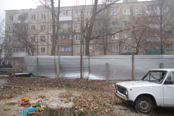 В Донецке артобстрел принес сильные разрушения поселку Северный (ФОТОФАКТ), фото-2