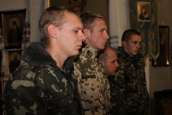 Бойцы черниговской танковой бригады снова поехали в зону АТО, фото-2