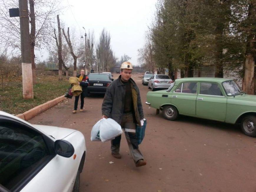 Волонтер из Кривого Рога отвез «гуманитарку» батальону «Феникс» и организовывает новую акцию по сбору помощи бойцам (ФОТО), фото-9