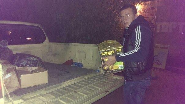 Волонтер из Кривого Рога отвез «гуманитарку» батальону «Феникс» и организовывает новую акцию по сбору помощи бойцам (ФОТО), фото-5
