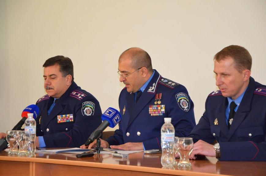 В Мариуполе главой МВД Донецкой области назначили милиционера из Севастополя (ФОТО), фото-6
