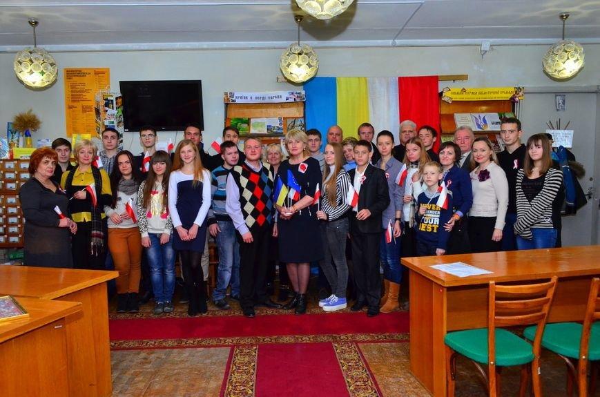 В Кривом Роге прошли мероприятия, посвященные 96-й годовщине возрождения государственности Польши (ФОТО), фото-3