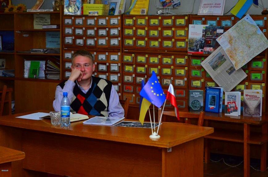 В Кривом Роге прошли мероприятия, посвященные 96-й годовщине возрождения государственности Польши (ФОТО), фото-2